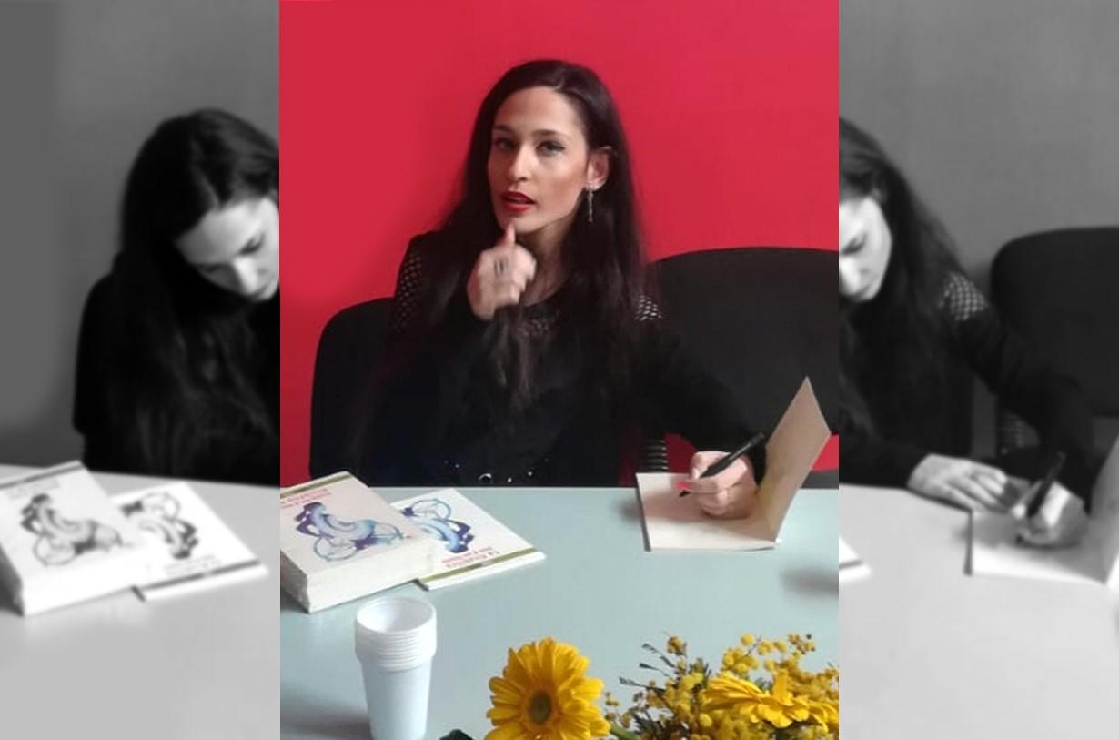 Anna Adamo-la disabilità non è un limite-scrittrice con disabilità-heyoka-disabilità-cultura e disabilità-intervista anna adamo