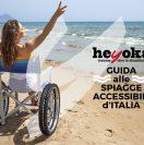 Spiagge accessibili d'Italia, online la nostra guida