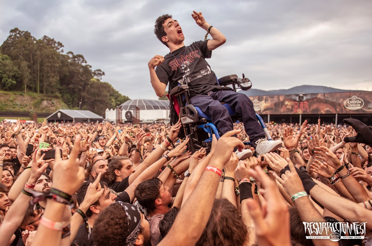 alex dominguez al resurrection fest