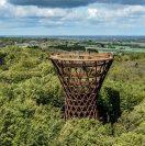 Treetop Experience, l'accessibilità lungimirante nella natura danese