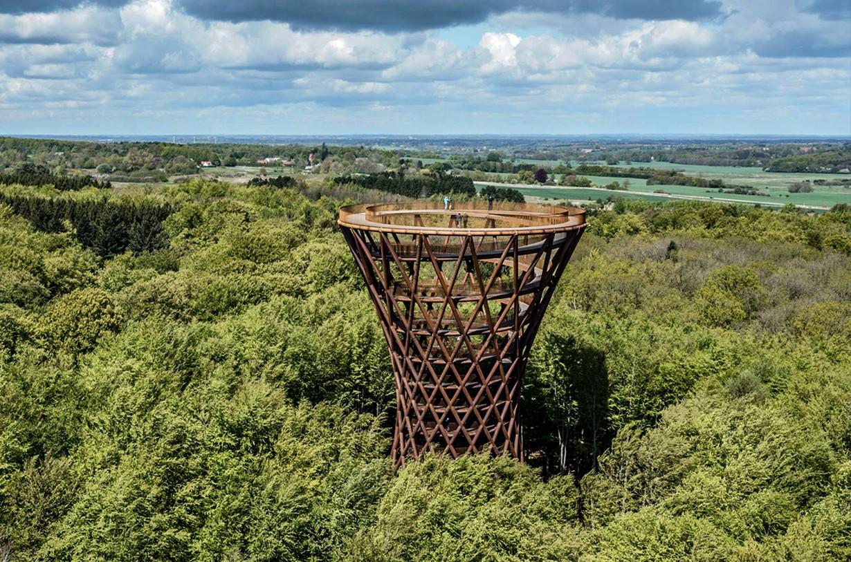 Treetop Experience in Danimarca Copenaghen