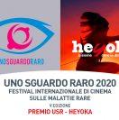 Uno Sguardo Raro 2020: anche quest'anno c'è il Premio Heyoka