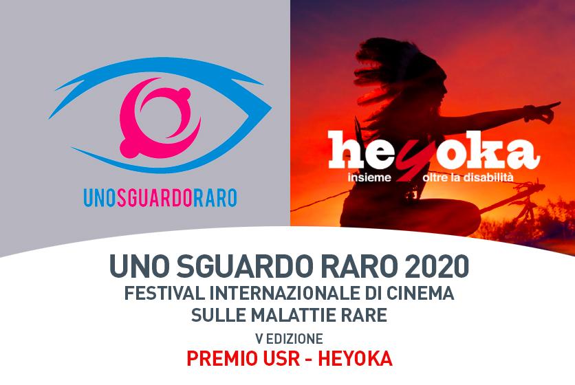 Uno Sguardo Raro Premio Heyoka 2020