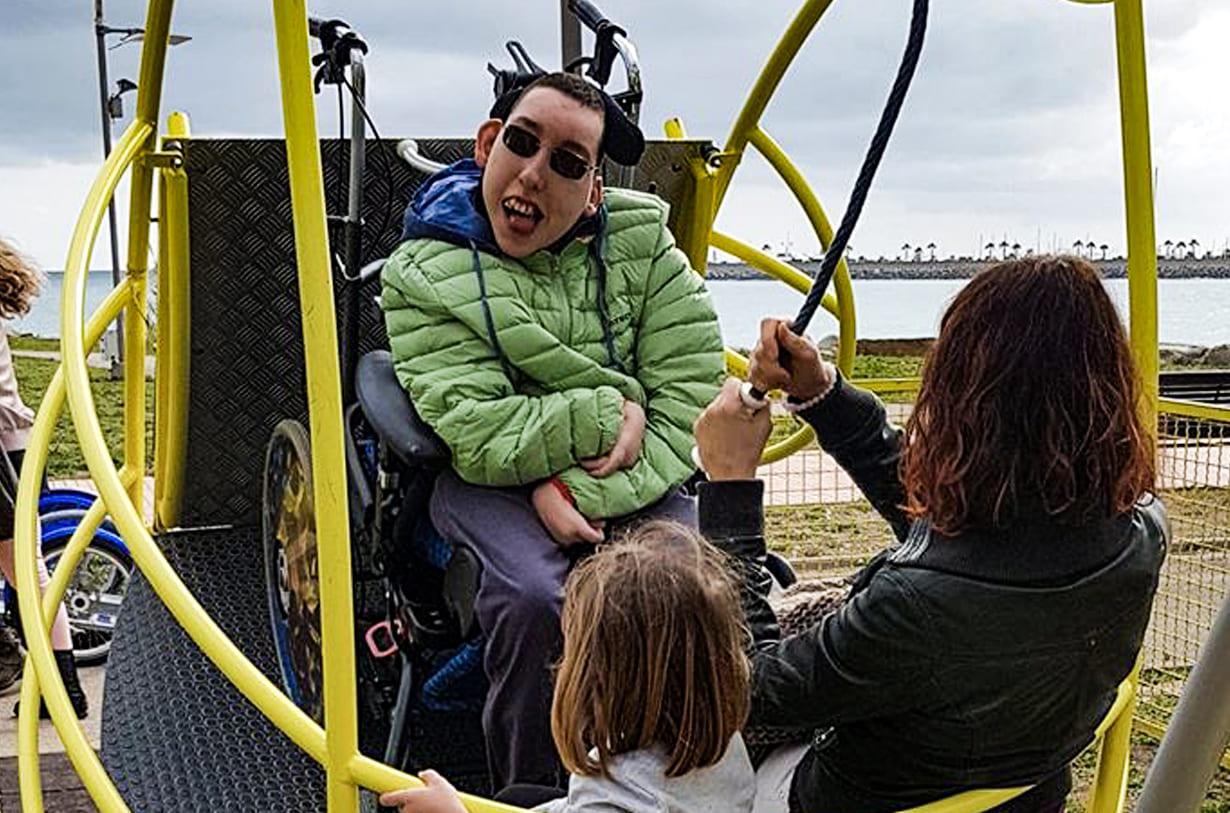 Ausili per disabili non solo semplici oggetti heyoka
