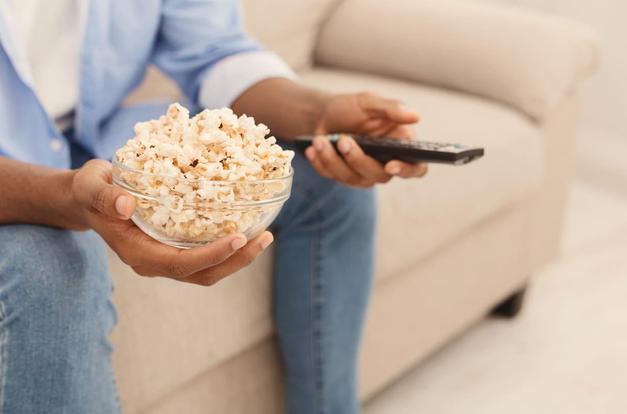 guardare film durante coronavirus